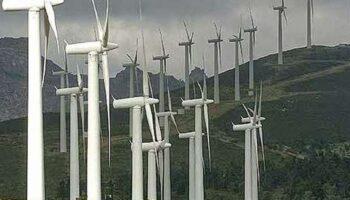 Presentamos alegaciones a parques eólicos
