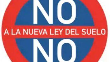 Adhiérete a la campaña Ley del Suelo
